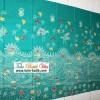 Batik Madura Unik Hijau KBM-4260
