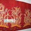 Batik Madura Tumbuhan KBM-5124