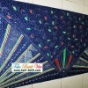 Batik Madura Cahaya Biru KBM-5449