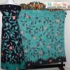 Batik Madura Pagi Sore Berbunga OrangeKBM-7183