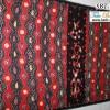 Sarung Batik Madura Tumpal Hitam SBT-7165