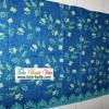 Kain Batik Tumbuhan Biru KBM-5983