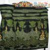 Kain Batik Madura Trunojoyo Warna Hijau KBM-7178