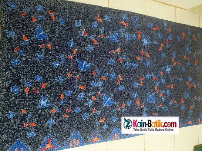 Batik Madura Kupu-Kupu KBM-3687 » batik-bunga-kupu-kupu