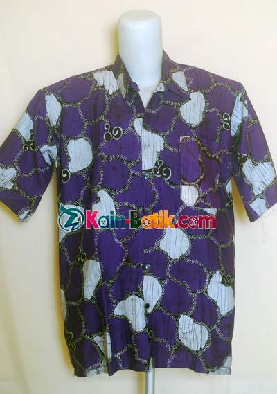 Baju Batik Madura: BBM-15 » Model Baju Batik Modern Pria
