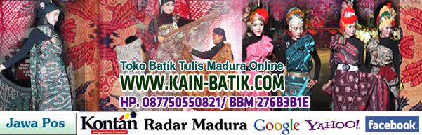 Batik Madura KBM-4112