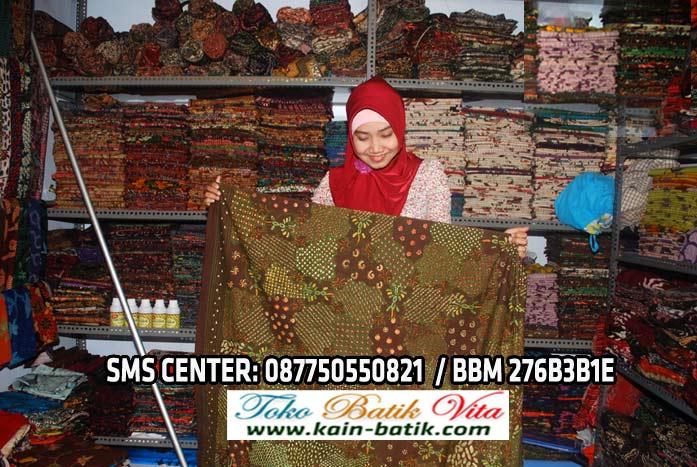 Agen Grosir Batik Murah Pusat Grosir Batik Madura  Kain Batik Murah