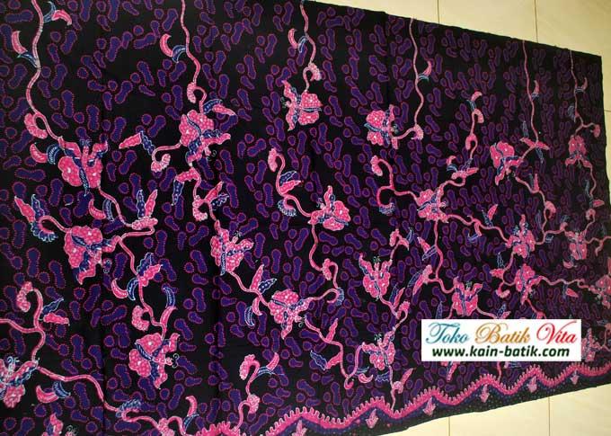 Batik Madura Kupu-Kupu KBM-3687 » batik-unik-kupu-kupu
