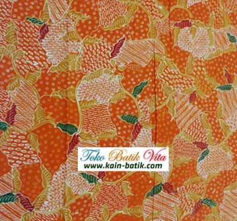 batik madua kuning emas detil Batik Madura Kuning Emas: KBM 1757