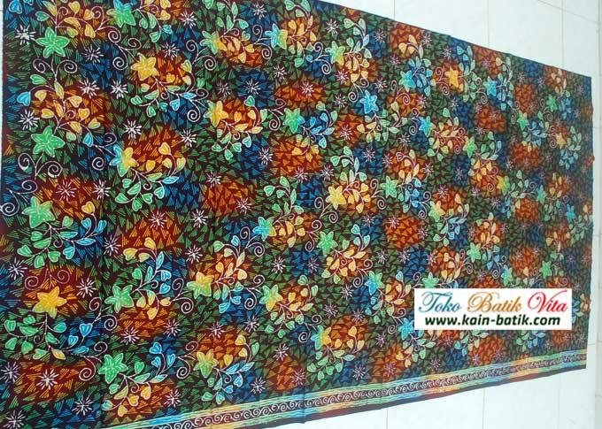 tags: batik pancawarna , batik premis , kain batik , kain batik murah