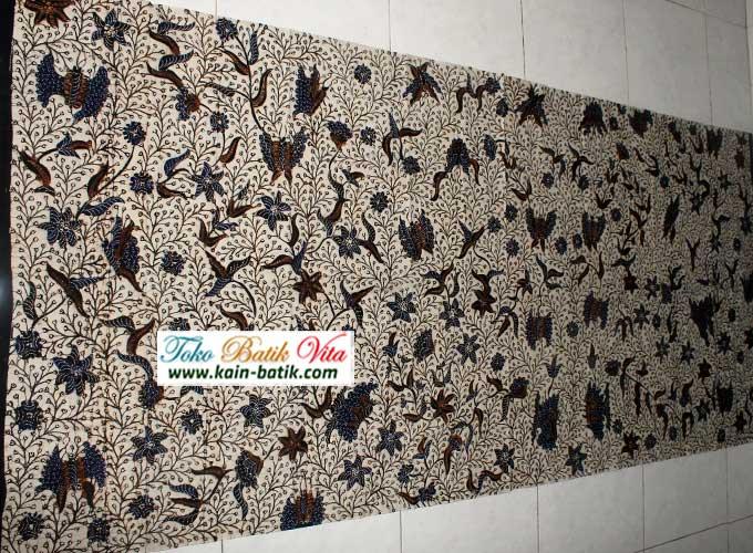 Batik Tradisional Madura KBM-2599 - Kain Batik Murah