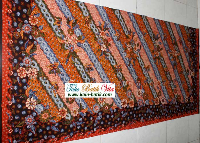 Batik Madura dengan Proses Gurik