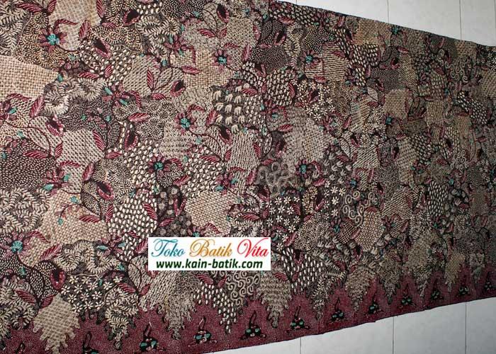 Batik Madura Sekar Jagad KBM6351  Kain Batik Murah